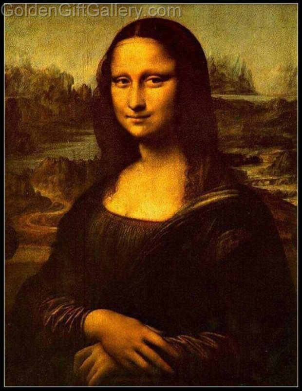 تابلوی مونالیزا یا لبخند ژکوند